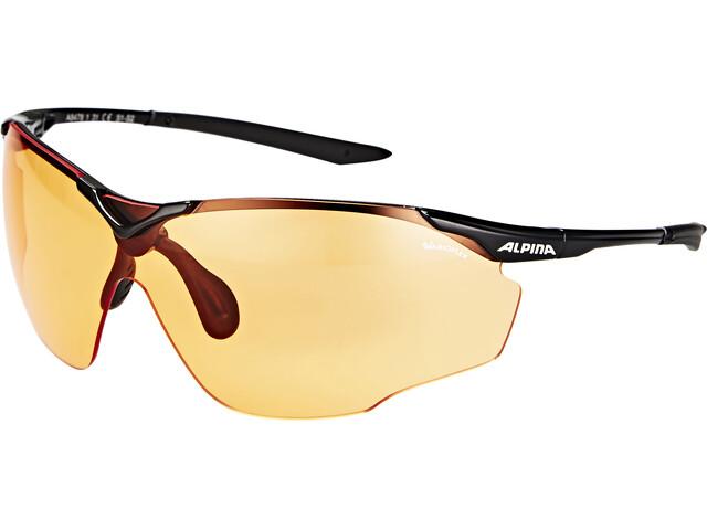 Alpina Splinter Shield VL black